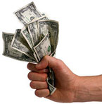 Money from Pawned Items